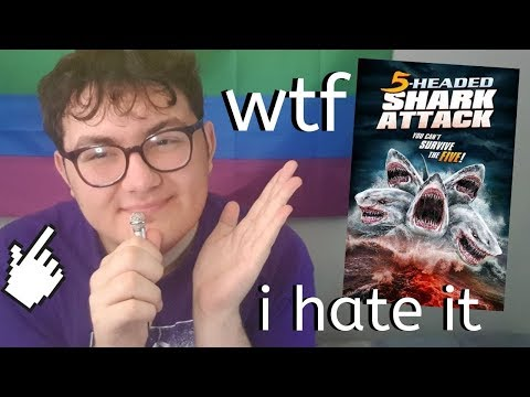 5 Headed Shark Attack is a TERRIBLE movie