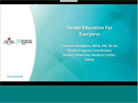 SWA Stroke Bootcamp   Stroke Education For Everyone 20180719 1644 1
