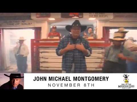 John Michael Montgomery Will Be Live At Inn Of The Mountain Gods