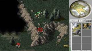 DOS Game: Command & Conquer