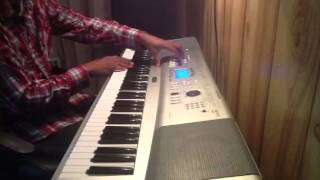Romeo Santos ft. Usher - Promise (Piano Cover)
