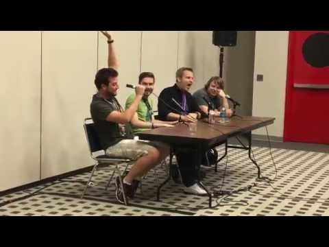 Miles Sings The Camp Camp Song Song (Comicpalooza 2016) [Panel 2]