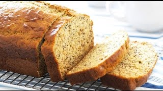 Banana Bread (easy Loaf / Cake) - Recipe