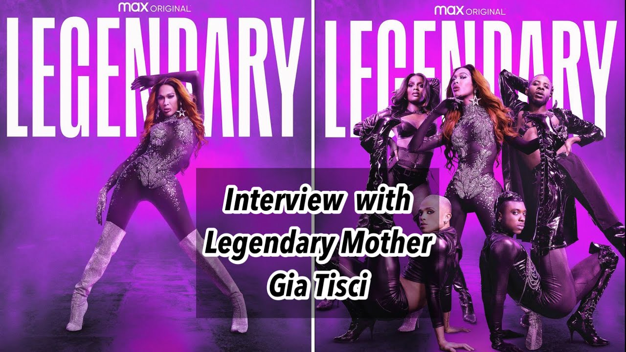 Download Interview with Legendary Mother Gia Tisci from Legendary on HBO Max