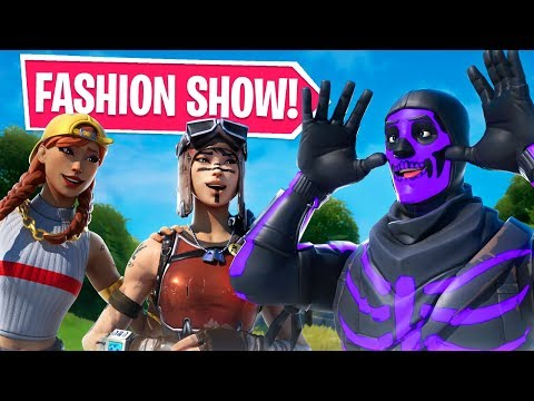 WE STREAM SNIPED FASHION SHOWS AND WON BY TROLLING..