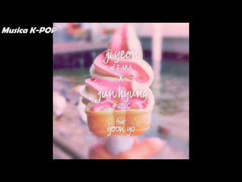 Jiyeon (T-ara) & Jun Hyung (2BIC) - Summer Love [AUDIO/MP3]