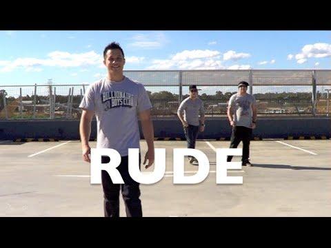 RUDE - Magic Dance Choreography | Jayden Rodrigues