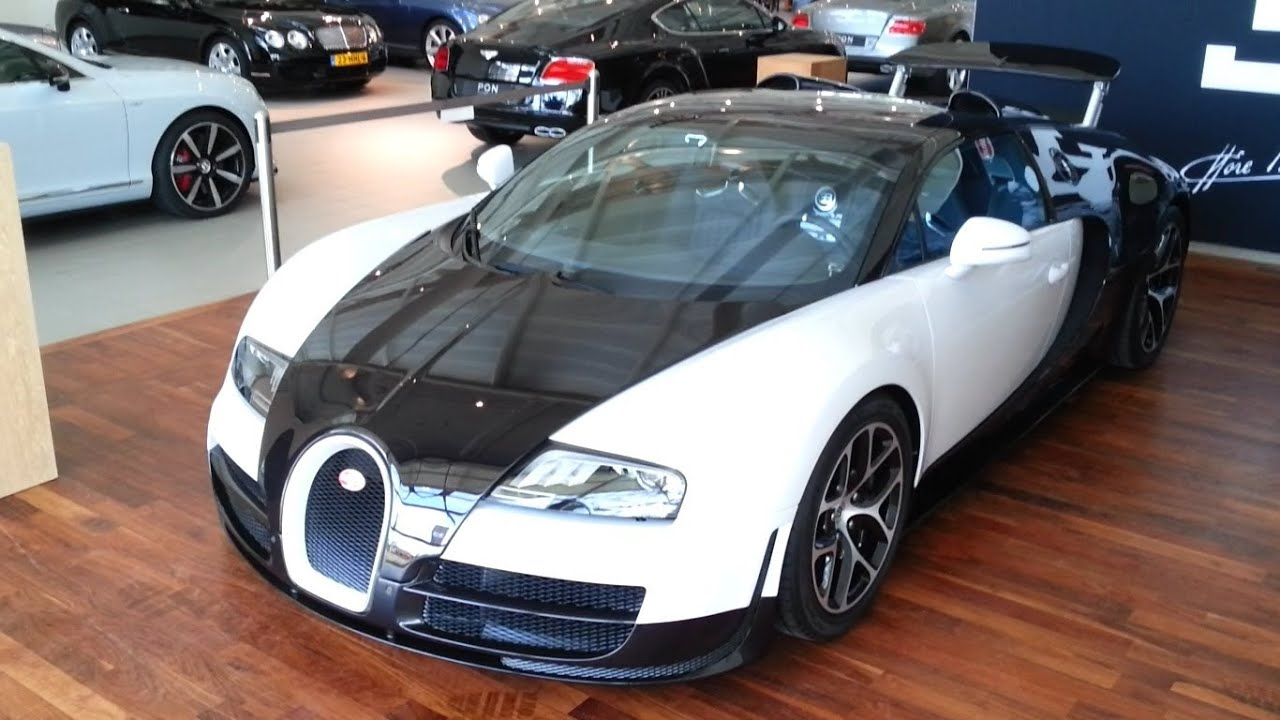 Bugatti Veyron 2015 In Depth Review Interior Exterior - YouTube