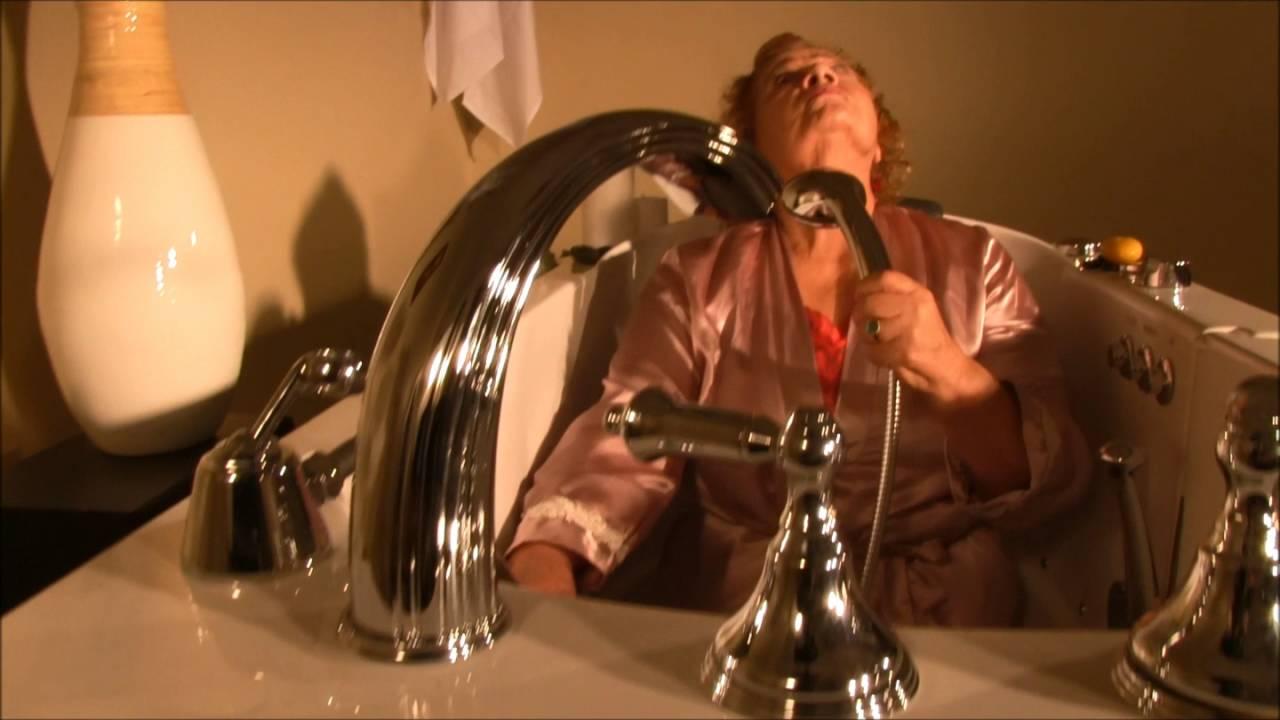 Senior Safety & Handicap Accessible Walk-In Bathtubs - YouTube