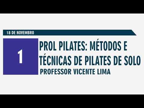 1 PROL PILATES MÉTODOS E TÉCNICAS DE PILATES DE SOLO