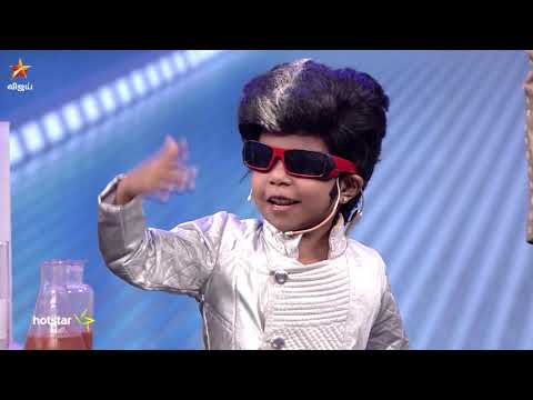 Kings Of Comedy Juniors Season 2 20-10-2018 To 21-10-2018 Vijay Tv Show Online