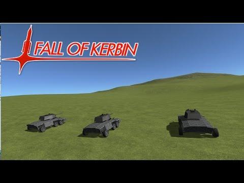 Fall Of Kerbin #16 - Pushing Back - Kerbal Space Program