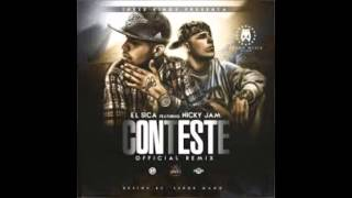 Conteste -  - El Sica Ft Nicky Jam