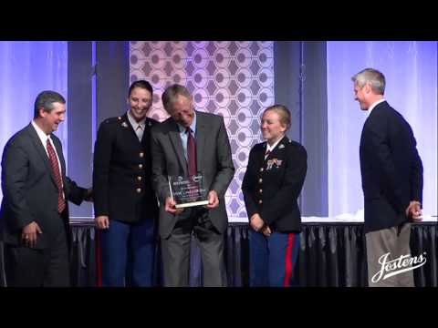 John Dunning - 2016 USMC/AVCA Division I Coach of the Year