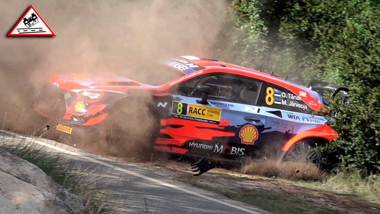 Download Crash & Show RallyRACC Catalunya Costa Daurada 2021 [Passats de canto]