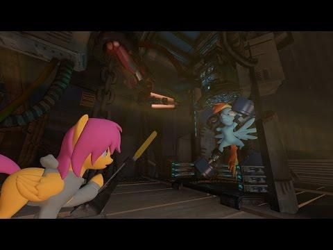 SFM:Ponies Pegasus Device