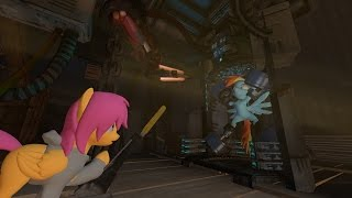 Repeat youtube video SFM:Ponies Pegasus Device