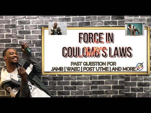 Force in Coulomb's Law | Physics Past Question And Answer (2021 Prep)