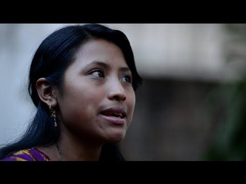 Raquel Pajoc la protagonista del video Pa'Capital