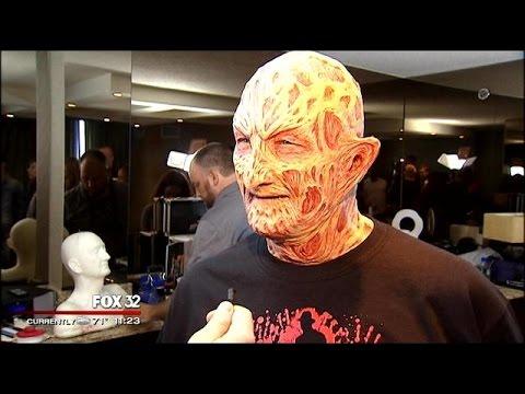 The original Freddy Krueger returns