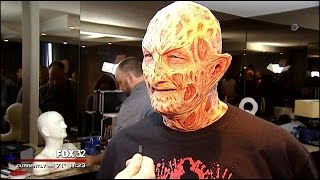 The original Freddy Krueger returns