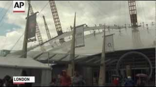 London Visitors Can Climb The Dome In Greenwich