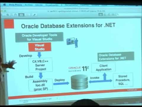 ODP NET for Microsoft Oracle Client Developers
