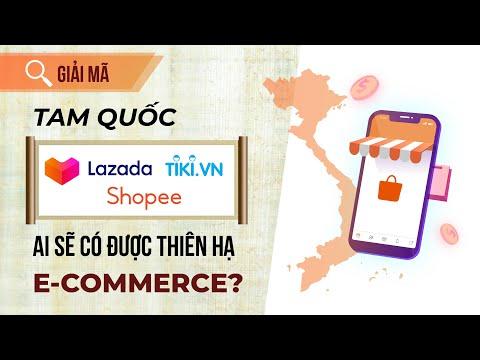 Lazada, Tiki, Shopee Trong SIÊU SALE 11/11 & Ai Sẽ Có Được Thiên Hạ E-commerce
