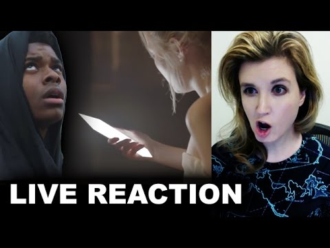 Cloak and Dagger Trailer REACTION