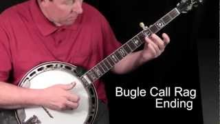 Bugle Call Rag from Foggy Mountain Banjo - Tom Adams banjo lesson