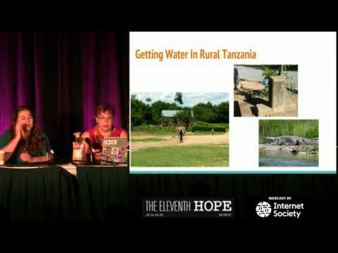 The Eleventh HOPE (2016): Water Security: Are We in De-Nile or In-Seine?