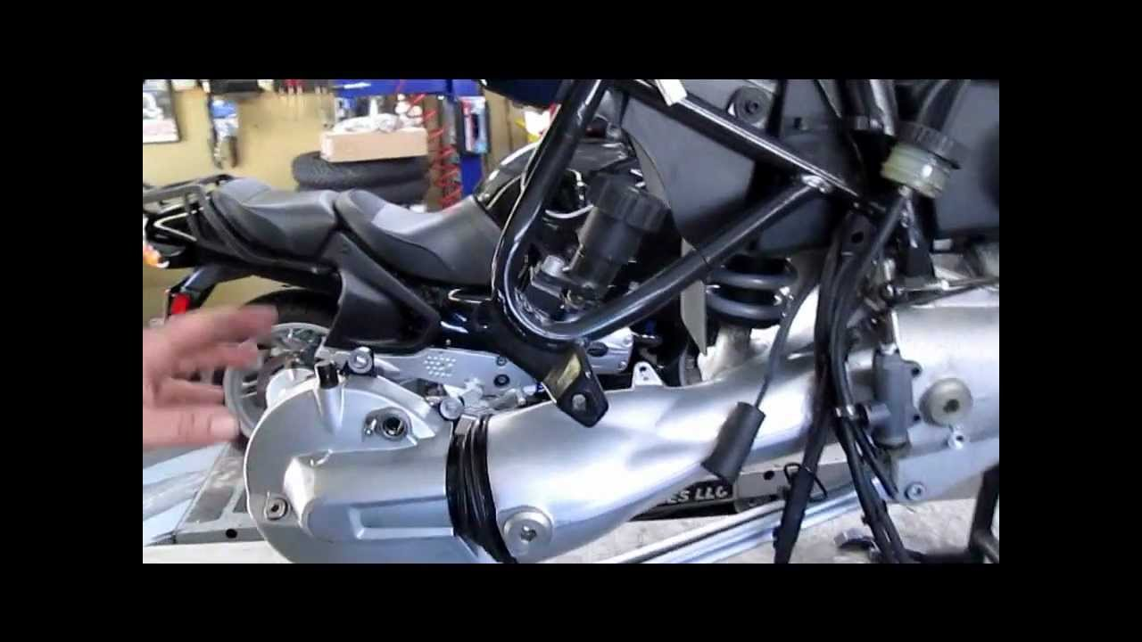 Bmw Service Para Lever Rear Drive Removal Amp Installation