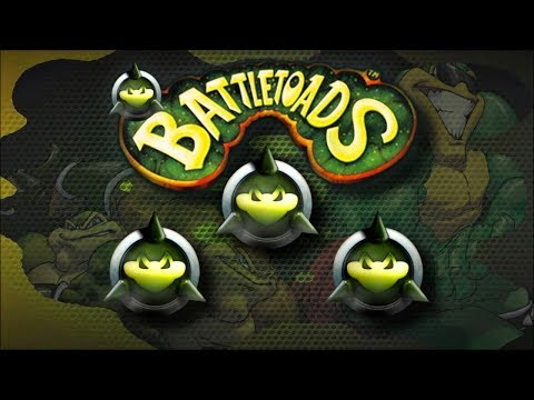 Боевые Жабы | Battletoads прохождение 100%| Игра на (Dendy, Nes, Famicom, 8 Bit) Rare 1991 Стрим RUS