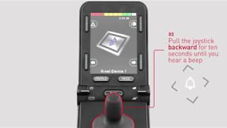 CWIG R-net Training Video - iOS Bluetooth