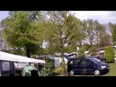 Met de AR Drone op Camping Eldorado