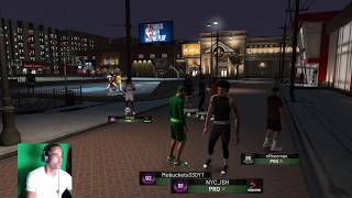 Shall we dance this last song. Pull up or shut up  MCTV| best sharp in 2k20 Ronnie2k approves