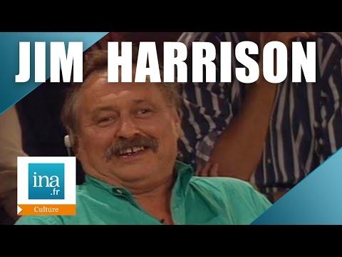 Jim Harrison répond à Michel Field   Archive INA