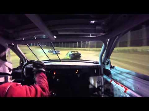 Moler Raceway Park, Hornet Feature, 4-15-16