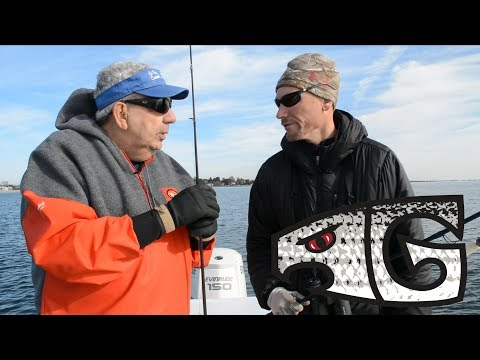 Al Gag's Lures - Connecticut Fishing Trip
