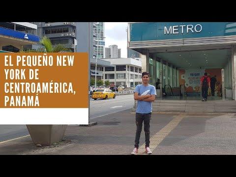 PANAMÁ el pequeño NEW YORK de Centroamérica