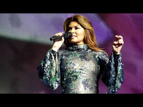 Shania Twain - 'From This Moment On' - Manchester Arena 22/09/18