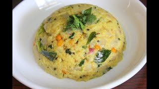 oats upma - oats for breakfast - healthy breakfast recipe with oats