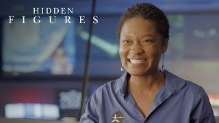 Hidden Figures | Modern Figures: Tracy Drain | 20th Century FOX