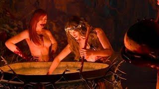 ФИНАЛЬНАЯ БИТВА ГОЛЫЕ ВЕДЬМЫ The Witcher 3 (на смерть)