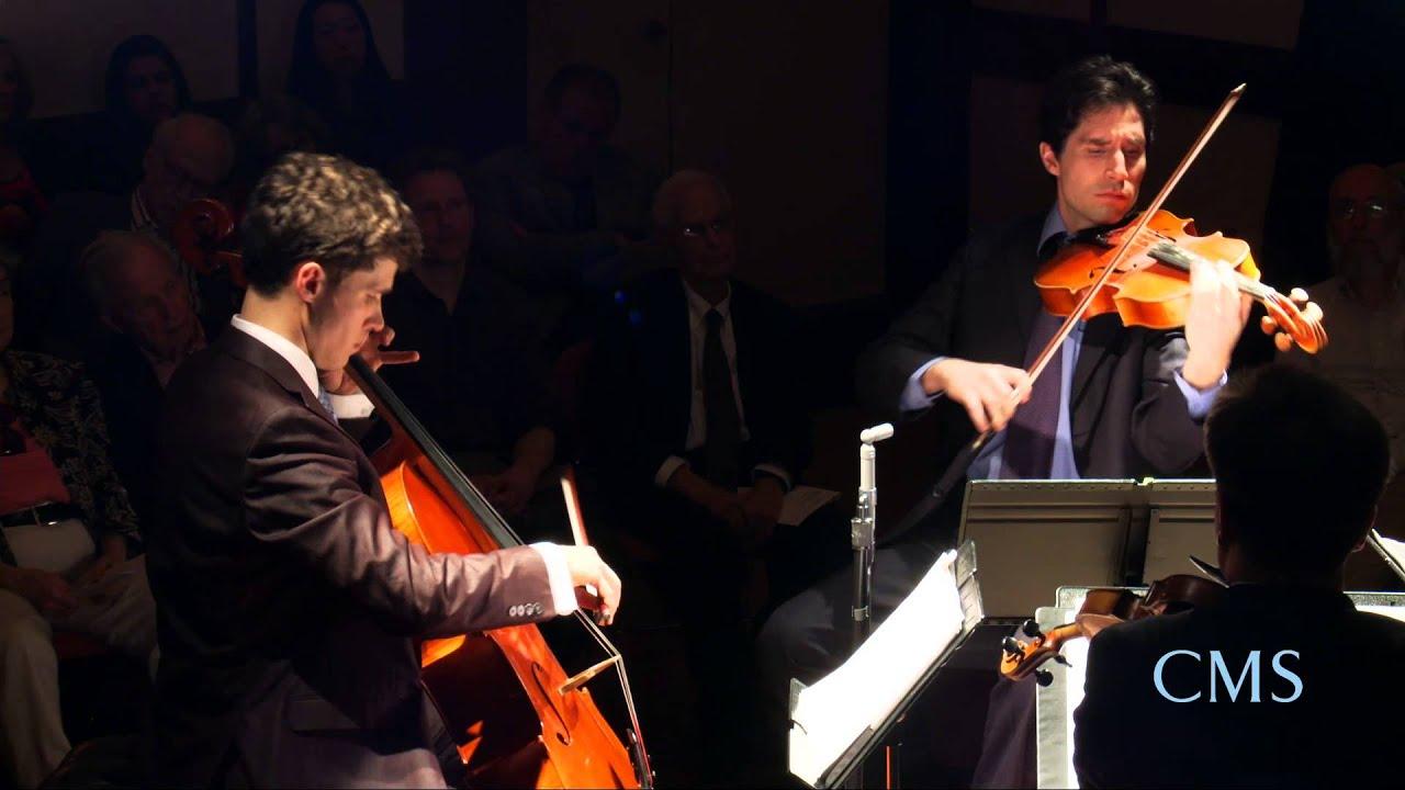 Britten: String Quartet No. 1 in D major, Op. 25, III. Andante calmo