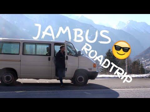 Mini Roadtrip with the Jambus to Mesocco