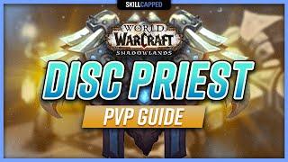 Disc Priest Shadowlands 9 0 Guide Best Race Talents Covenants Soulbinds Conduits Legendaries Youtube