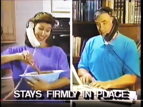 Phone Relief 1993 Hands-Free Headset