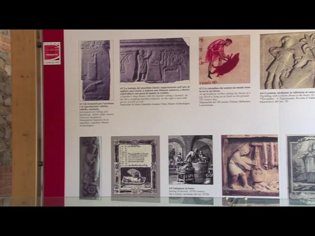 Museo del Prosciutto – Langhirano – Parma