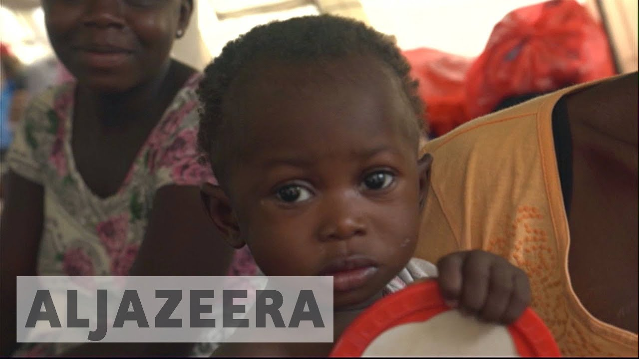 Sierra Leone orphanages overwhelmed after landslide